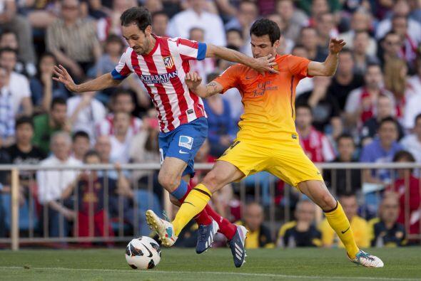 Pero el primer tiempo acabó sin goles, aunque sí con algunas ocasiones q...