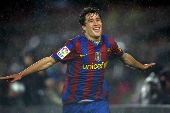 Pero más tarde, Bojan volvió a adelantar al Barcelona.