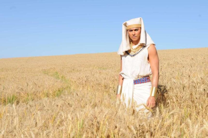 Los mejores peinados de 'José de Egipto'