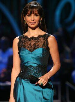 Y es que esta mujer ha pasado por varios estilos que van desde el glamur...