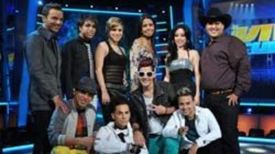 En el primer concierto de Viva el Sueño cantaron siete participantes.