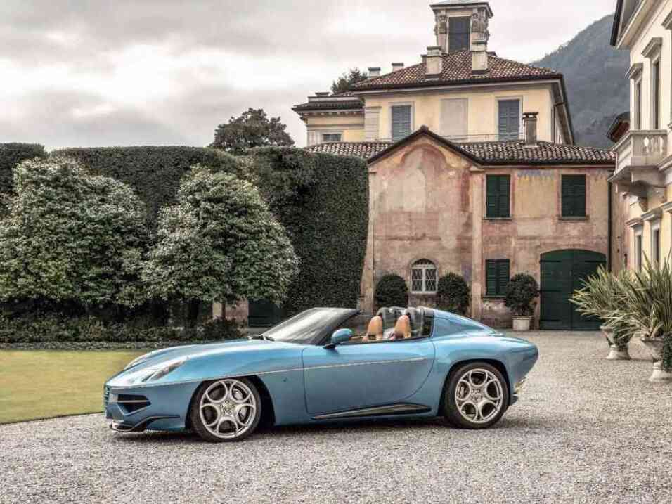 Alfa Romeo Disco Volante Spider
