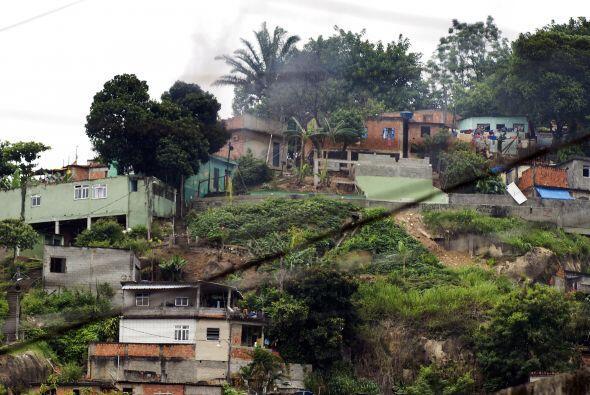Numerosas escuelas en las zonas afectadas registraron una baja asistenci...