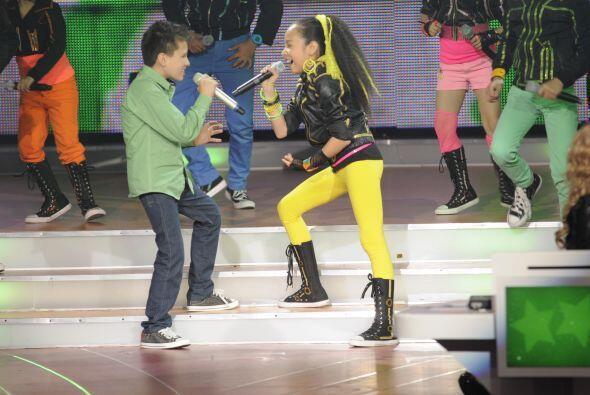 Pusieron a bailar a todo el público pues su interpretación fue bastante...