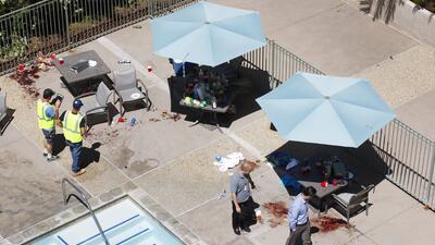 En fotos: La fiesta de piscina que terminó en tragedia en San Diego