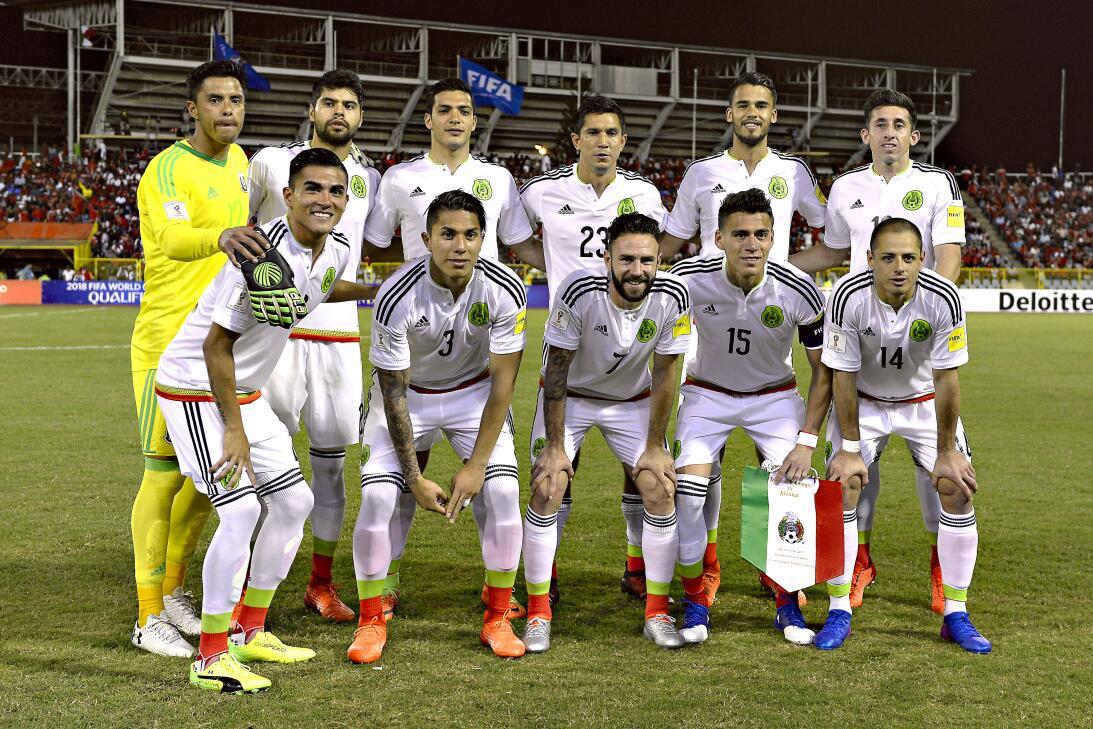 Uno a uno: así calificamos a la selección mexicana selección.jpg