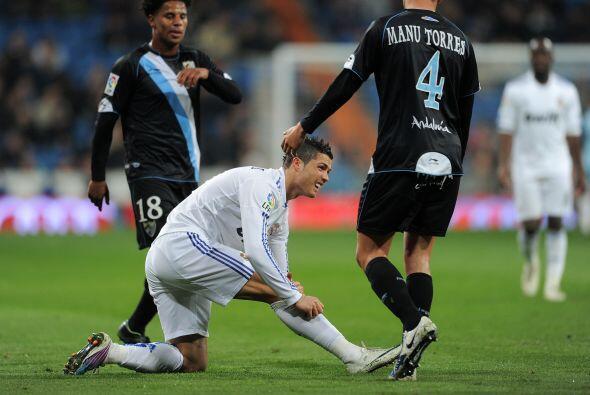 Tod quedó en susto y Real Madrid goleó 7-0 al Málaga, pensando en aún da...