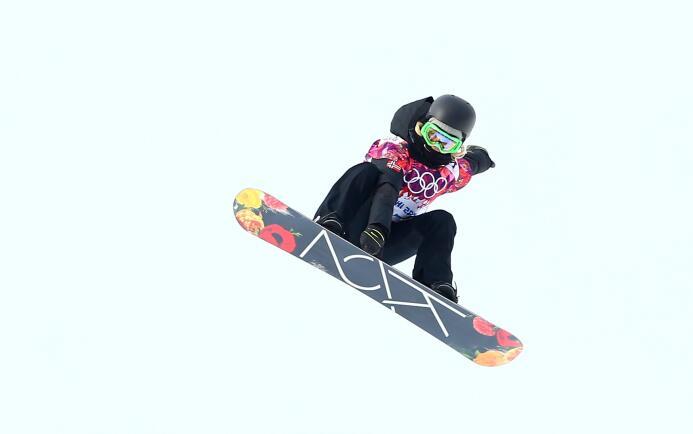 En fotos: Silje Norendal, la reina del snowboarding GettyImages-46801873...