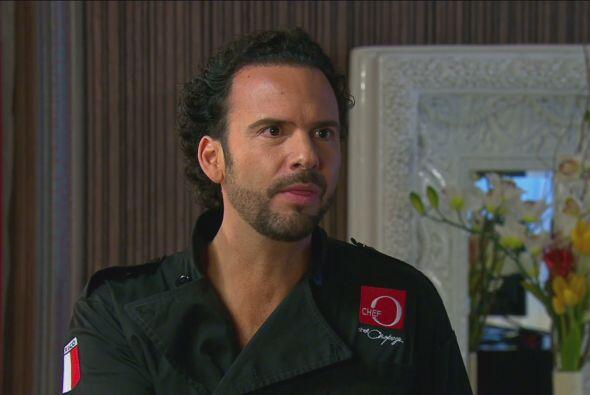 El Chef Oropeza tuvo que renunciar al hotel porque Carmelo no entendía s...