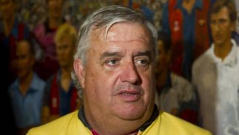 Albert Benaiges trabajó en el club FC Barcelona. (Foto tomada del sitio...