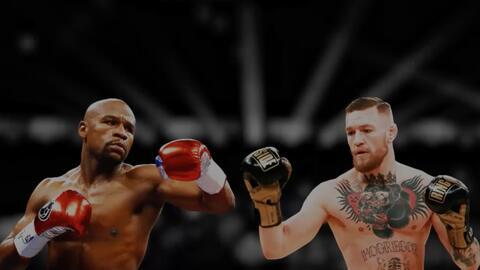 Mayweather v McGregor: trivia con fans sobre las estadísticas
