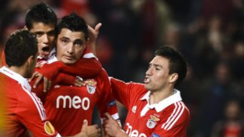 El 'Tacuara' marcó el tanto para el empate en la vuelta, que le bastó al...