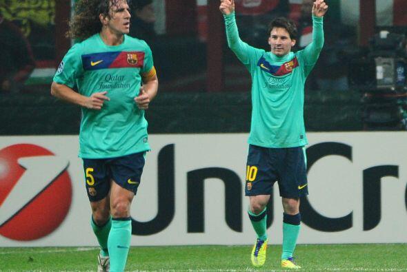 Todas las miradas volverán a estar centradas en el argentino Lionel Mess...