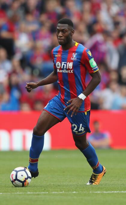13. Timothy Fosu-Mensah (Holanda / Crystal Palace)