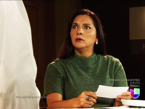 Ni modo Simona, por culpa de Fausto, te vas a quedar sin trabajo.