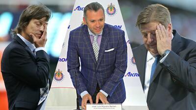 Higuera se 'lavó las manos' al tener que decidir entre Herrera o Almeyda para el Tri