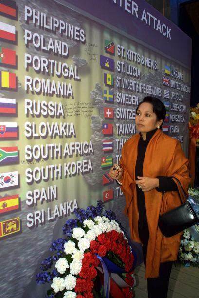 80 PAÍSES- Ciudadanos de 80 países perdieron la vida en los atentados a...