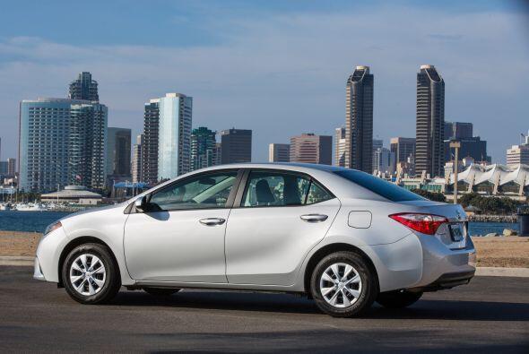 5- Toyota Corolla: La nueva generación del Toyota Corolla es mucho más d...