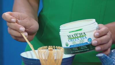 ¿Sabes lo que es el té matcha? Estos son sus beneficios y cómo debes pre...