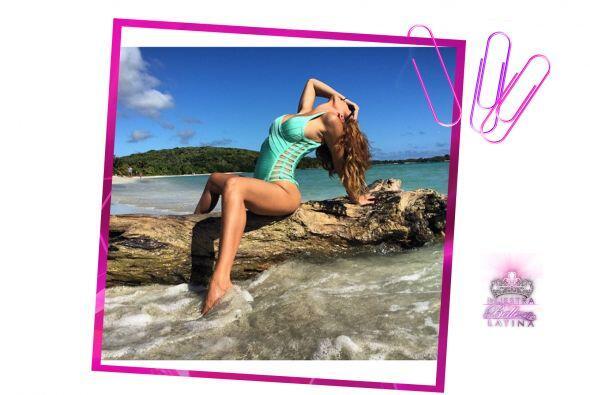 La hermosa actriz le imprime todo su sabor caribeño a las audiciones de...
