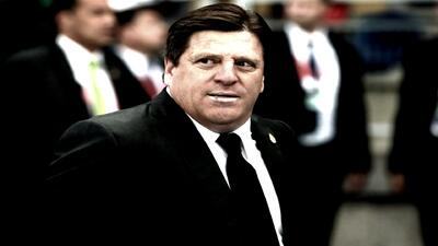 Federación Mexicana destituyó a Miguel Herrera del cargo de técnico de l...