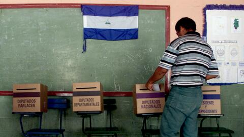 Poca asistencia de sufragantes en elecciones de Nicaragua, pese a las 14...
