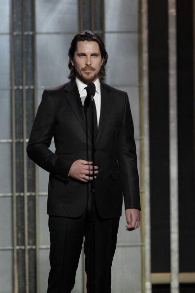 Que Christian Bale llame a Batman, porque con esa barba podría ocasionar...