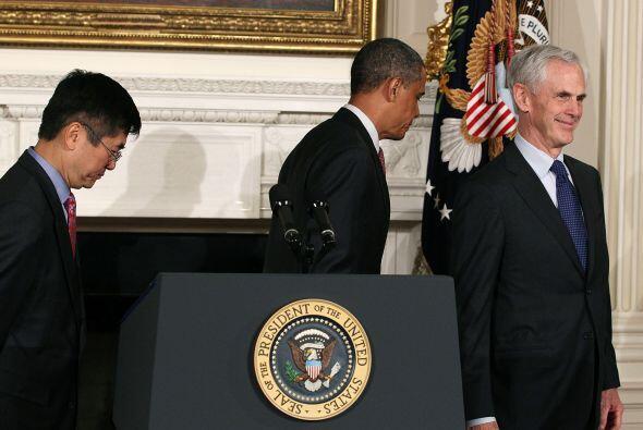 """Obama se dijo que con Bryson en el puesto se espara """"abrir nuevos mercad..."""