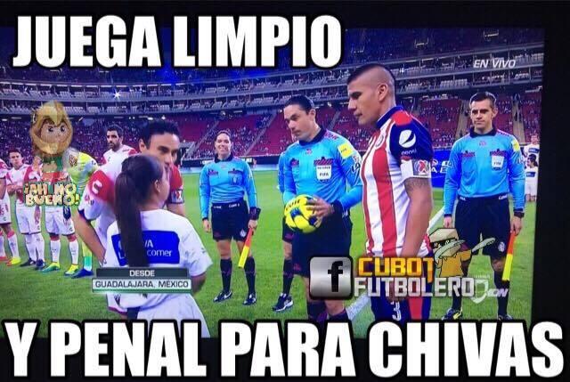 El Guadalajara y Cruz Azul se convirtieron en los protagonistas de las b...