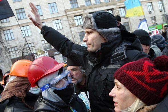 Desde noviembre pasado, cuando el gobierno de Ucrania cambió su ruta de...