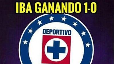 La jornada 12 recién comienza y los memes ya se burlan de Cruz Azul