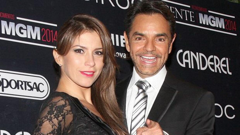 El actor se presentó en la entrega de Premios Gente MGM.