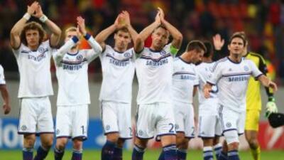 Contundente triunfo de los 'Blues' en suelo rumano.