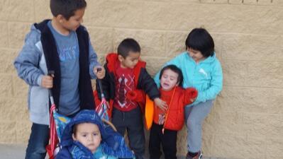 A la madre la mataron en Tijuana y sus 5 hijos están a punto de quedar sin casa en California