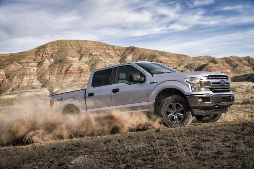 Estas son las camionetas pickup con el mayor valor de reventa en EEUU Fo...