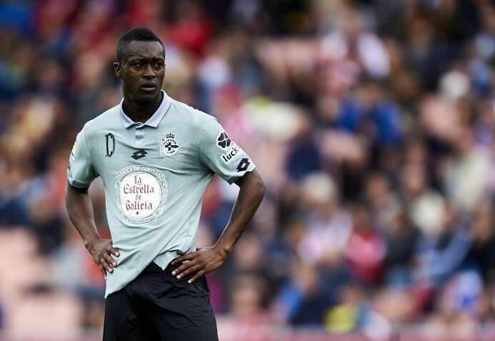 Marlos Moreno (Girona F.C.): el extremo colombiano, que no pudo consolid...