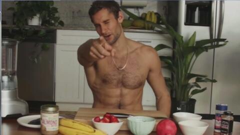El chef Franco Noriega es sensación en redes sociales por sus recetas y...