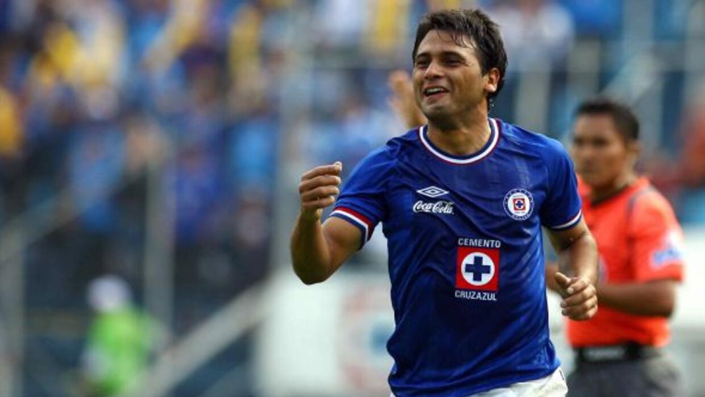 El argentino ha jugado en clubes como el Cruz Azul y su último equipo an...