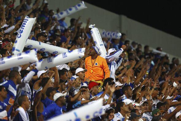 El Cruzeiro es otro de los que aspira a llegar a los tramos finales del...