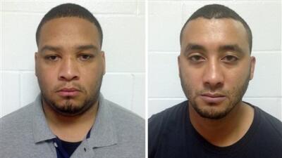 Los dos agentes acusados este lunes por la muerte del pequeño de 6 años