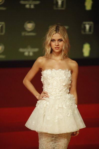 Podemos apreciar la belleza de esta talentosa chica en un papel de  'fem...