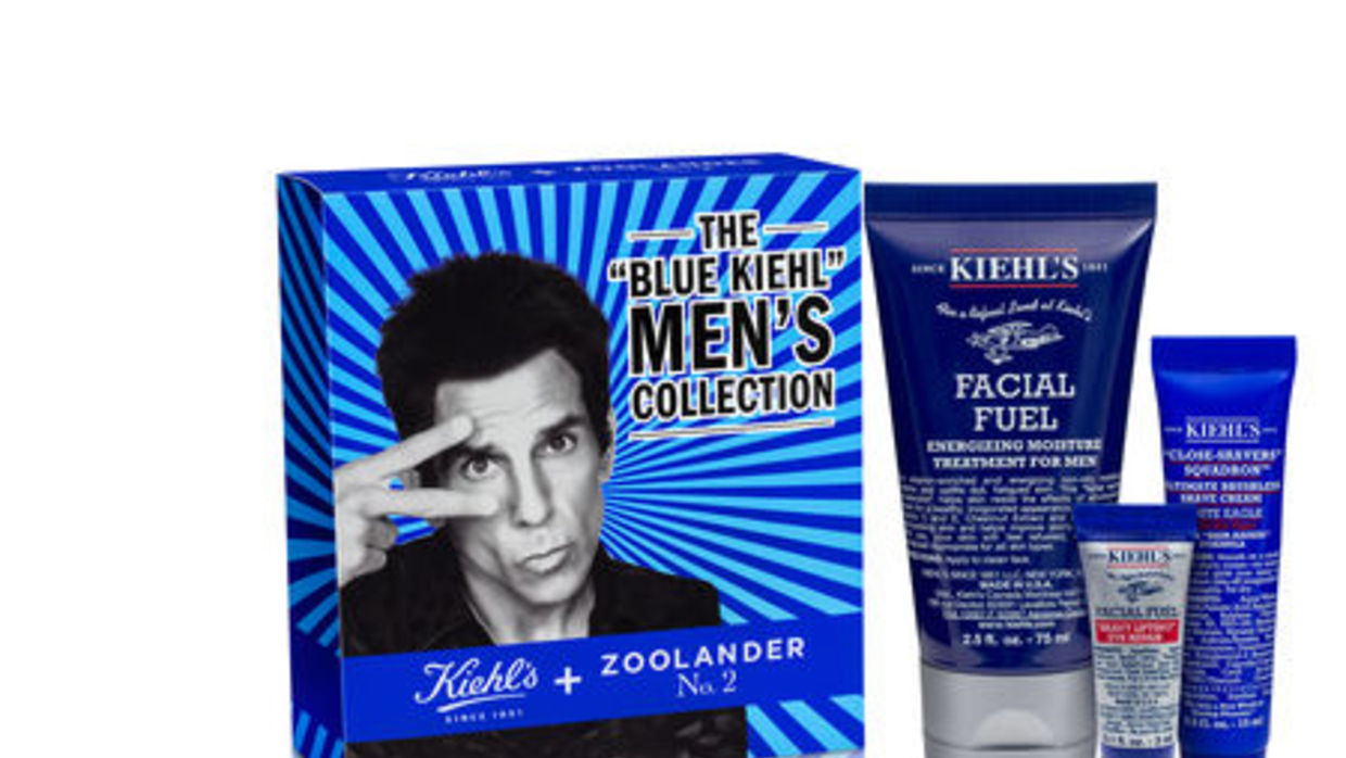 """The Blue Kiehl"""