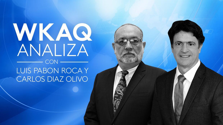WKAQ Analiza, con Luis Pabón Roca y Carlos Díaz Olivo - Podcast