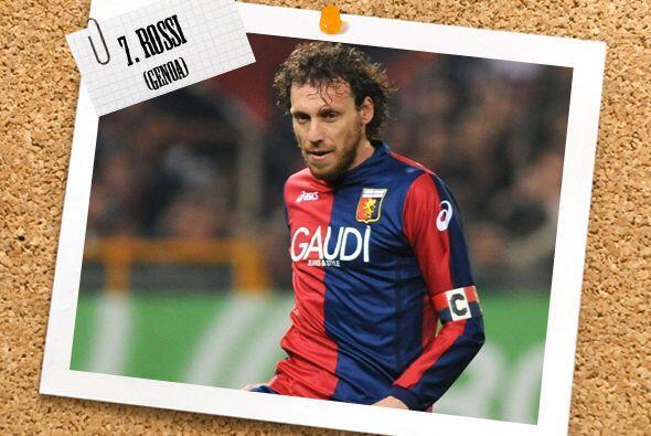Marco Rossi, un contención con amplio recorrido en el balompié italiano,...
