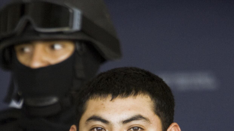 "Jaime González, ""el Hummer"", líder fundador de 'Los Zetas'"