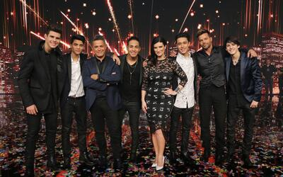 CNCO es una banda integrada por Christopher, Richard, Erick, Abdiel y Jo...