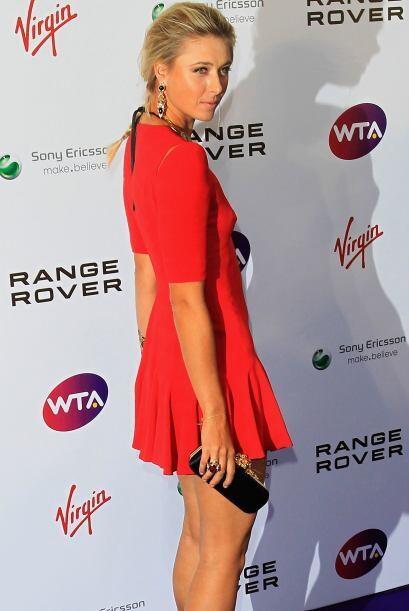 El 2011 está siendo sin duda el de la confirmación de la 'nueva Sharapova'.