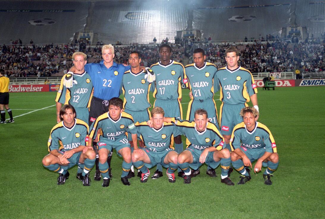 Campeones de MLS en la Liga de Campeones de Concacaf gettyimages-7230341...