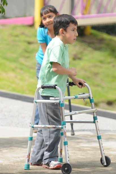 Para los CRIT es importante que los niños tengan actividades al aire libre.