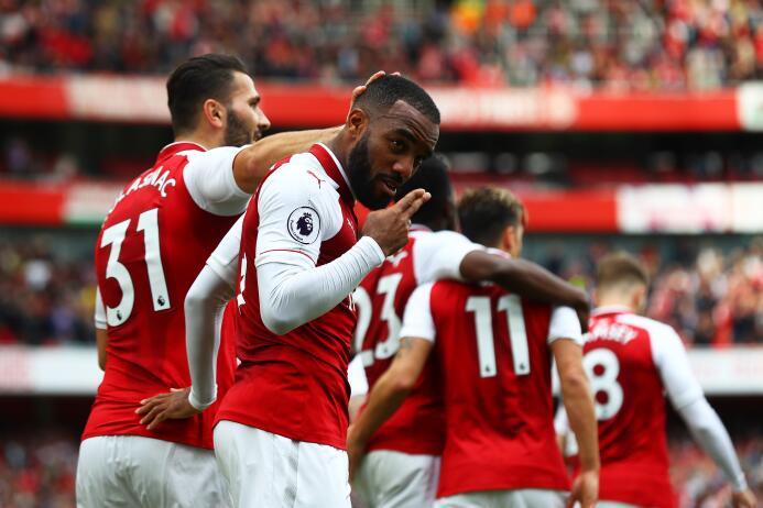 9. Arsenal (Inglaterra): 416 millones de euros